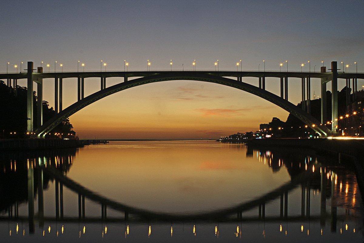 fotografia nocturna porto