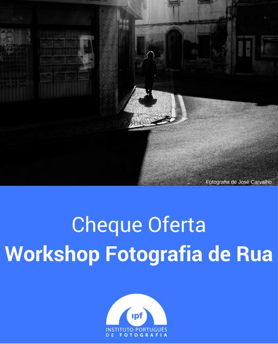 Workshop de Fotografia de Rua