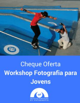 Workshop de Fotografia para jovens (Lisboa)