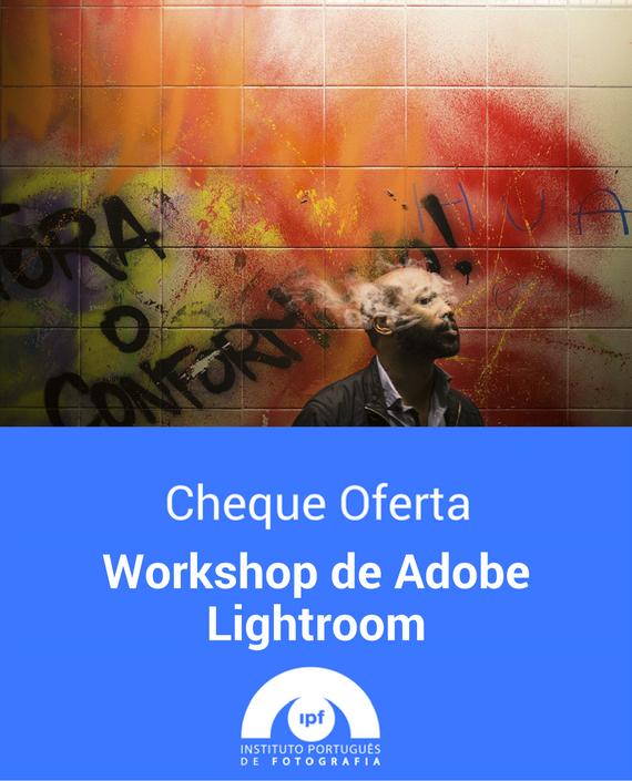 Voucher IPF Adobe Lightroom Porto